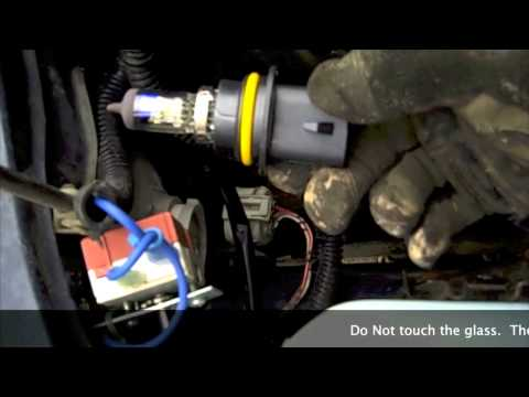 Have A Headlight Out Here S How To Replace It On A Ch