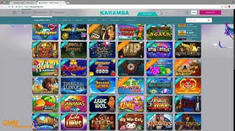 Karamba Anmeldung & Einzahlung erklärt - GameOasis