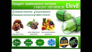 Bepic СЕРТИФИКАТ на продукт Elev8 лекция врач Надежда Андреева