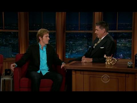 Late Late Show with Craig Ferguson 6/28/2012 Denis Leary, Brandi Carlile