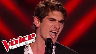 Téléphone  – La bombe humaine | Nicolay Sanson | The Voice France 2016 | Blind Audition