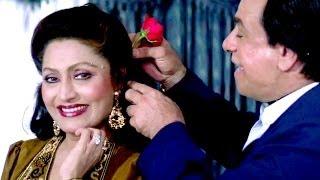 Sadashiv Amrapurkar, Kadar Khan, Bindu, Aankhen - Comedy Scene 7/13