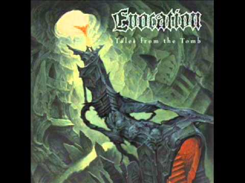 Evocation - Blessed Upon The Altar