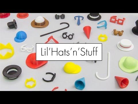 Making Lil'Hats'N'Stuff in Fusion 360