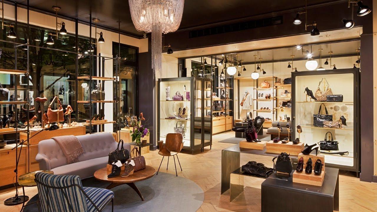 Retail Interior Design Trends Ideas - YouTube