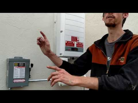 Clean Solar - Power Cycling your SolarEdge SE 5000a