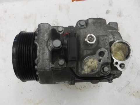 питание на компрессор кондиционера мерседес мл 270