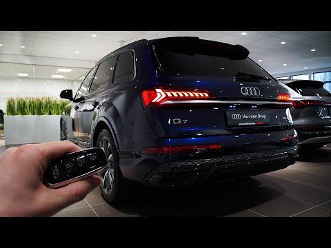 2020 Audi Q7 60 TFSI e (456hp) - Sound & Visual Review!