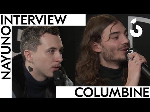 COLUMBINE - 'Adieu Bientôt', Quitter Rennes, VDM, Relation avec les fans… - INTERVIEW NAYUNO