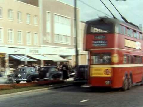 The Urban District of Hayes & Harlington 1956