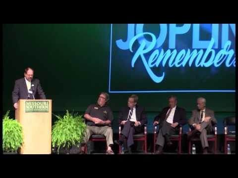 Joplin Remembers 9 10 2016 YouTube