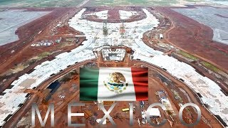 Avances en la Construcción del Segundo Aeropuerto Más Grande, Sustentable y Moderno del Mundo