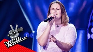 Monika zingt 'Alarm' | Blind Audition | The Voice van Vlaanderen | VTM