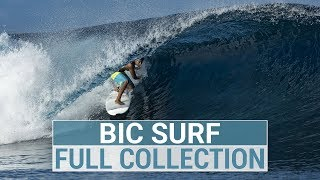 BIC Surfboard Collection - 2017