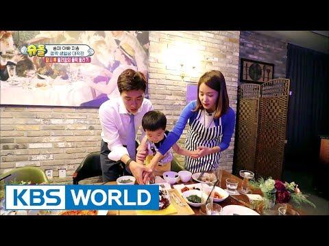 Seungjae & mom secretly make birthday dinner for dad! [The R