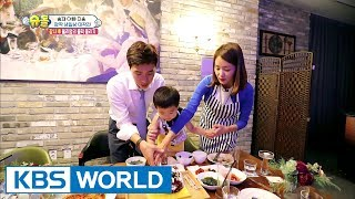 Seungjae & mom secretly make birthday dinner for dad! [The Return of Superman / 2017.07.30]