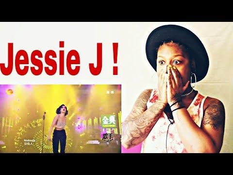 Jessie J - Ain't Nobody Singer 2018 (reaction)