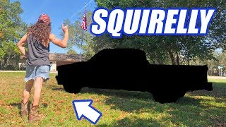 So We Bought A Car....From A Guy Named Squirrel.