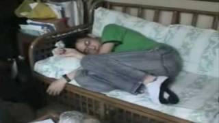Ting sleeping Thumbnail