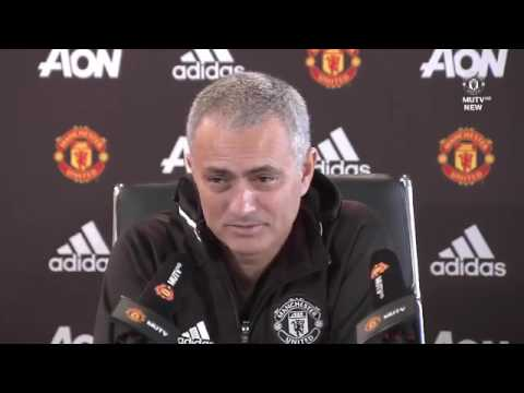 09 ED IS RIGHT!!!   Jose Mourinho's Pre Match Press Conference   Manchester United vs Watford
