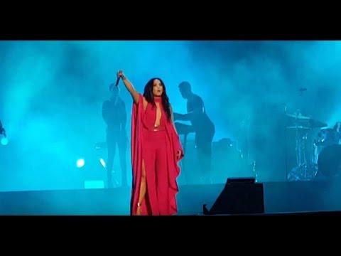 Demi Lovato HD - Festival Mawazine 2017 - Kingdom Come