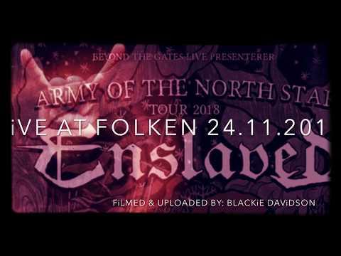 Enslaved - Loke - Live At Folken  24.11.2018  Stavanger - Death Metal 4K mp3