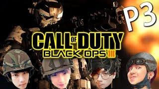 Call of Duty : Black Ops III《決勝時刻:黑色行動3》Part 3 : 脫離倒霉命運