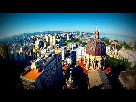 Filmagem Aérea - Porto Alegre/RS - Brasil