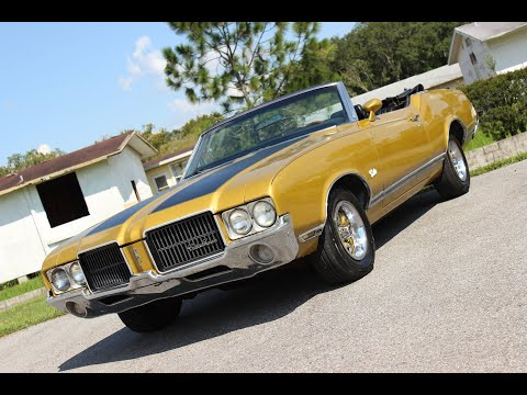 1971 Oldsmobile Cutlass Convertible | Classic Cars & Used