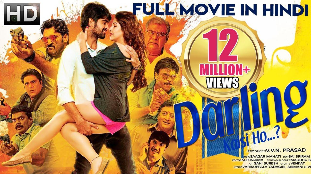 New South Indian Full Hindi Dubbed Movie | Darling Kaisi Ho (2018) | Hindi Movies 2018 Full Movie #1