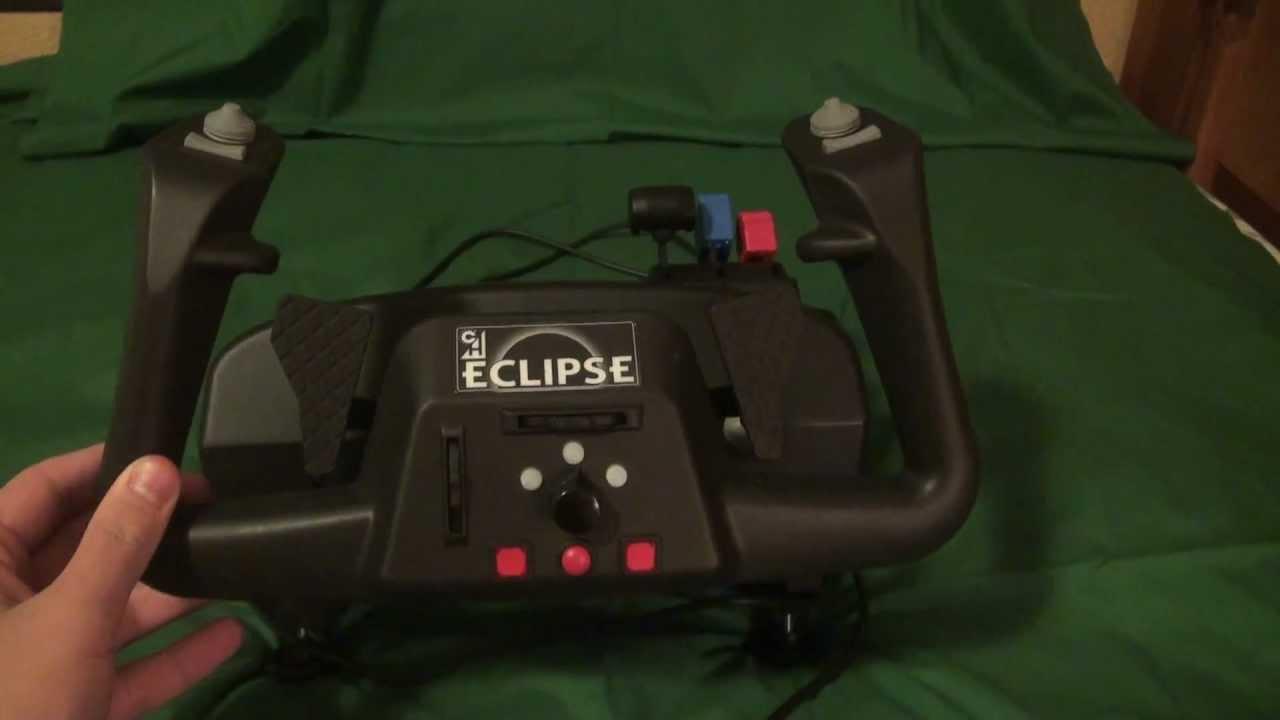 Ch Eclipse Yoke Review - Reviewflight