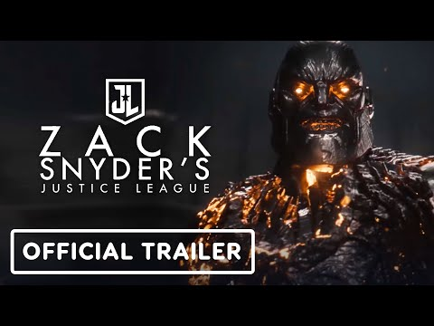 Justice League Snyder Cut - Official Trailer #2 (2021) Henry Cavill, Ben Affleck, Gal Gadot