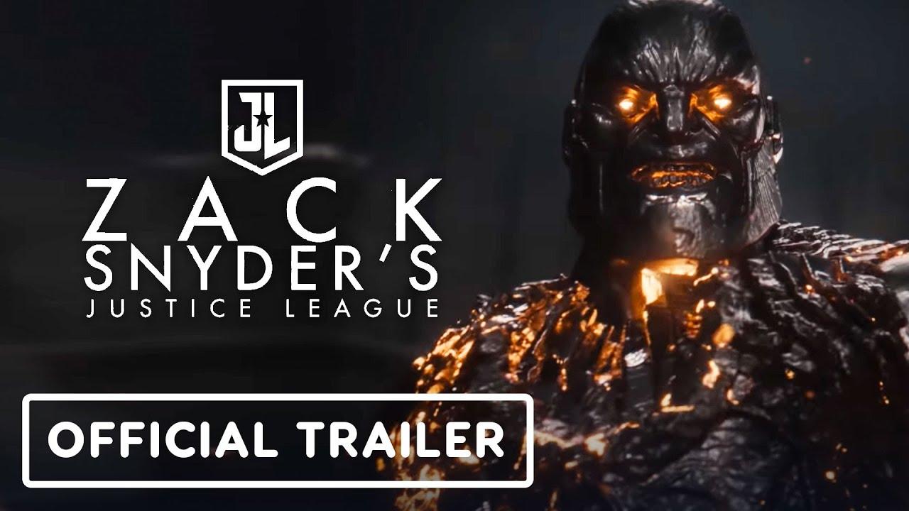 Download Justice League Snyder Cut - Official Trailer #2 (2021) Henry Cavill, Ben Affleck, Gal Gadot