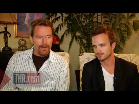 Emmy Reaction: Bryan Cranston, Aaron Paul
