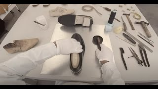 Prada VR Making of Man Shoes
