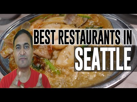 Best Restaurants And Places To Eat In Seattle, Washington WA