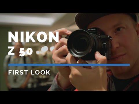Nikon Z 50 - DX Mirrorless Camera | First Look