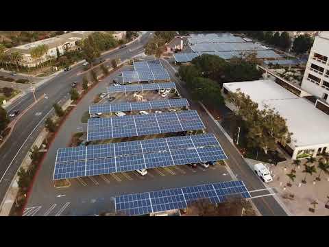 2017 Huntington Beach Civic Center SolarGoingUP!! 951-377-7280