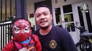 Sabda Pangon 6 Agustus 2020 | Pendeta MD BESTIM | SUPER HERO
