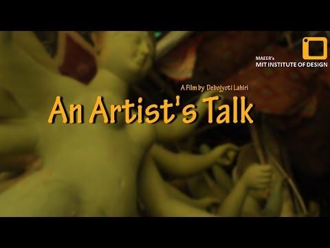 Documentary Short Film – An Artist's Talk | MITID Films