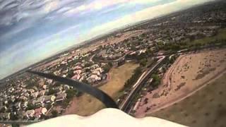 Apprentice Flying at Lichfield Field