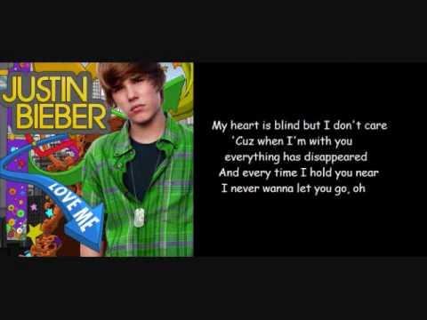 Justin Bieber- Love Me (with Lyrics) free download website