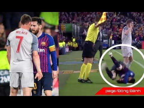 Bán kết Champions League lượt đi Barcelona vs Liverpool 3 – 0 Highlight