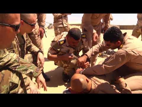 DFN:449th CAB-Iraqi Aero Medical Course (Extended Version), IRAQ, 04.22.2018