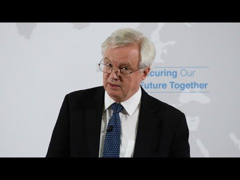 Why Brexit Secretary David Davis could be about to quit   ITV News