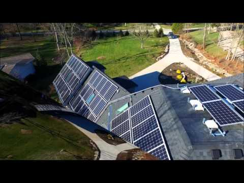 """Solar Power Home: Featuring Flo Rida """"My House"""""""