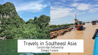 Travels in Southeast Asia | Dolapo Fadare