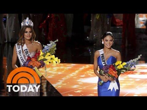 Donald Trump On Steve Harvey's Miss Universe Flub: 'Things Happen'   TODAY