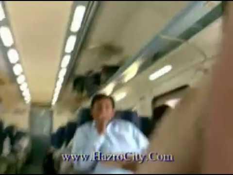 Lahore to Rawalpindi in Islamabad Express Train, nice inside view