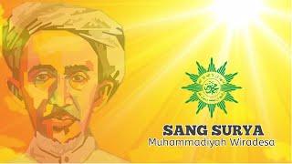 Gambar cover Sang Surya - Mars Muhammadiyah (PCM WIRADESA)